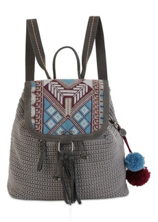 The Sak Avalon Crochet Backpack, Created for Macy's