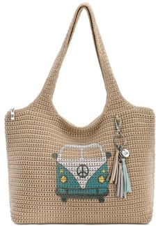 The Sak Casual Classic Crochet Medium Tote