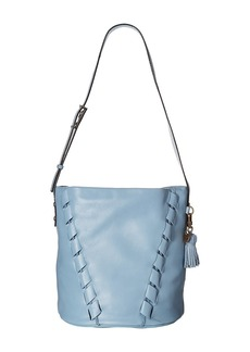 The Sak Collective Barolo Bucket Bag Stone Kuta