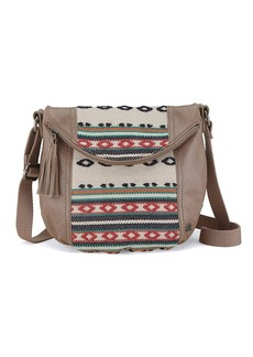 The Sak® Deena Crossbody Flap Bag
