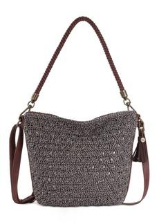 The Sak Fairmont Crochet Bucket Small Hobo
