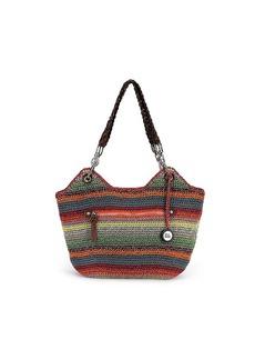 The Sak® Indio Crochet Satchel
