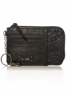 the sak womens Women s Iris Leather Card Wallet   US