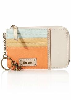 The Sak Iris Leather Card Wallet