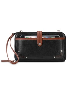 The Sak Iris Smartphone Crossbody Wallet
