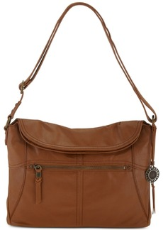 The Sak Leather Esperato Flap Hobo
