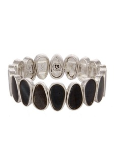 The Sak Mother of Pearl Stretch Bracelet