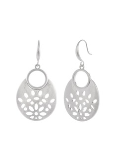 The Sak Oval Filigree Earrings