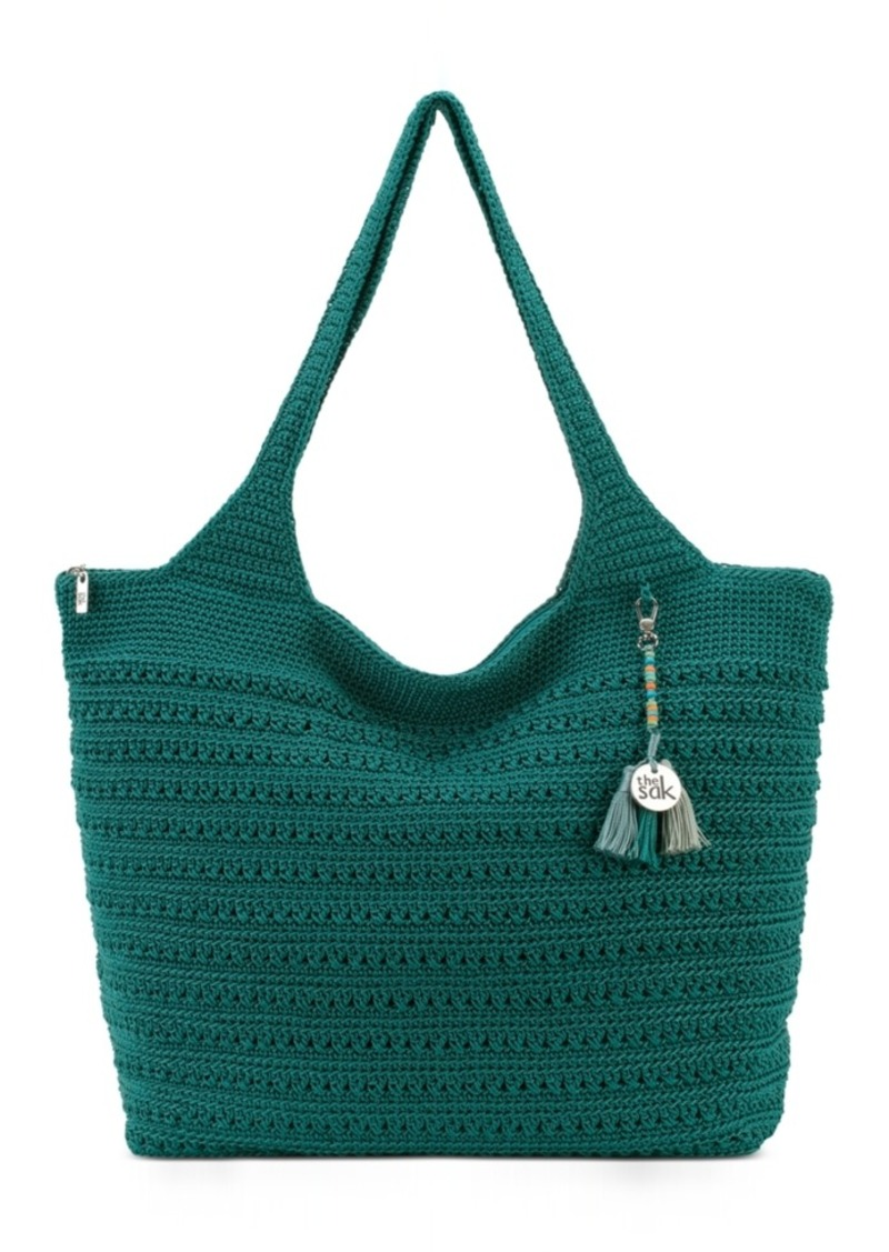 The Sak The Sak Palm Springs Crochet Tote A Macys Exclusive Style