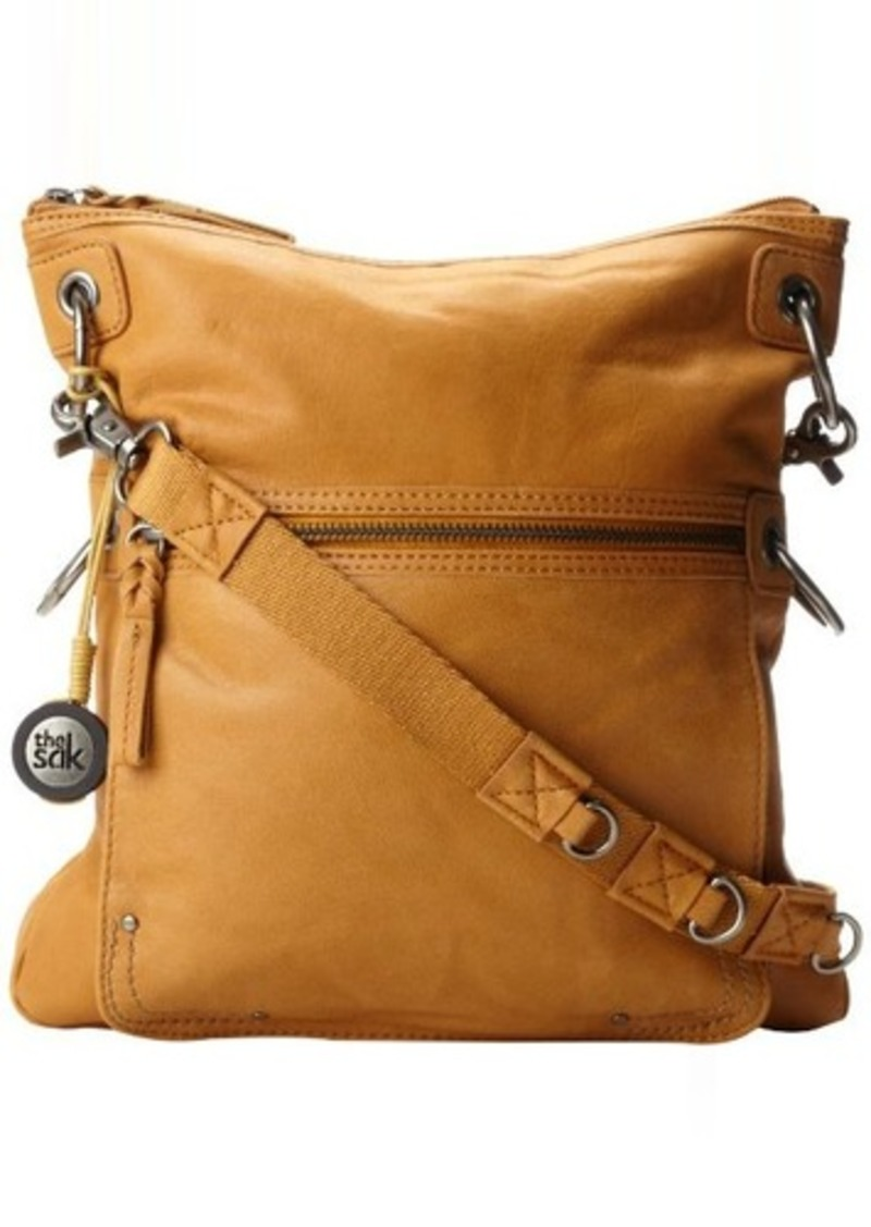 The SAK Pax Cross Body Bag,Ochre,One Size