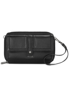 The Sak Sequoia Smartphone Leather Crossbody Wallet