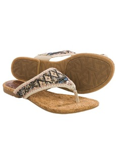 The Sak Shana Tribal Sandals (For Women)
