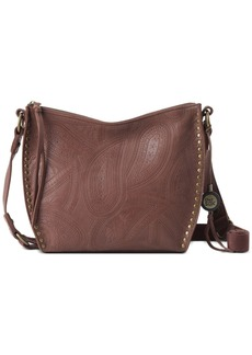The Sak Silverlake City Leather Crossbody