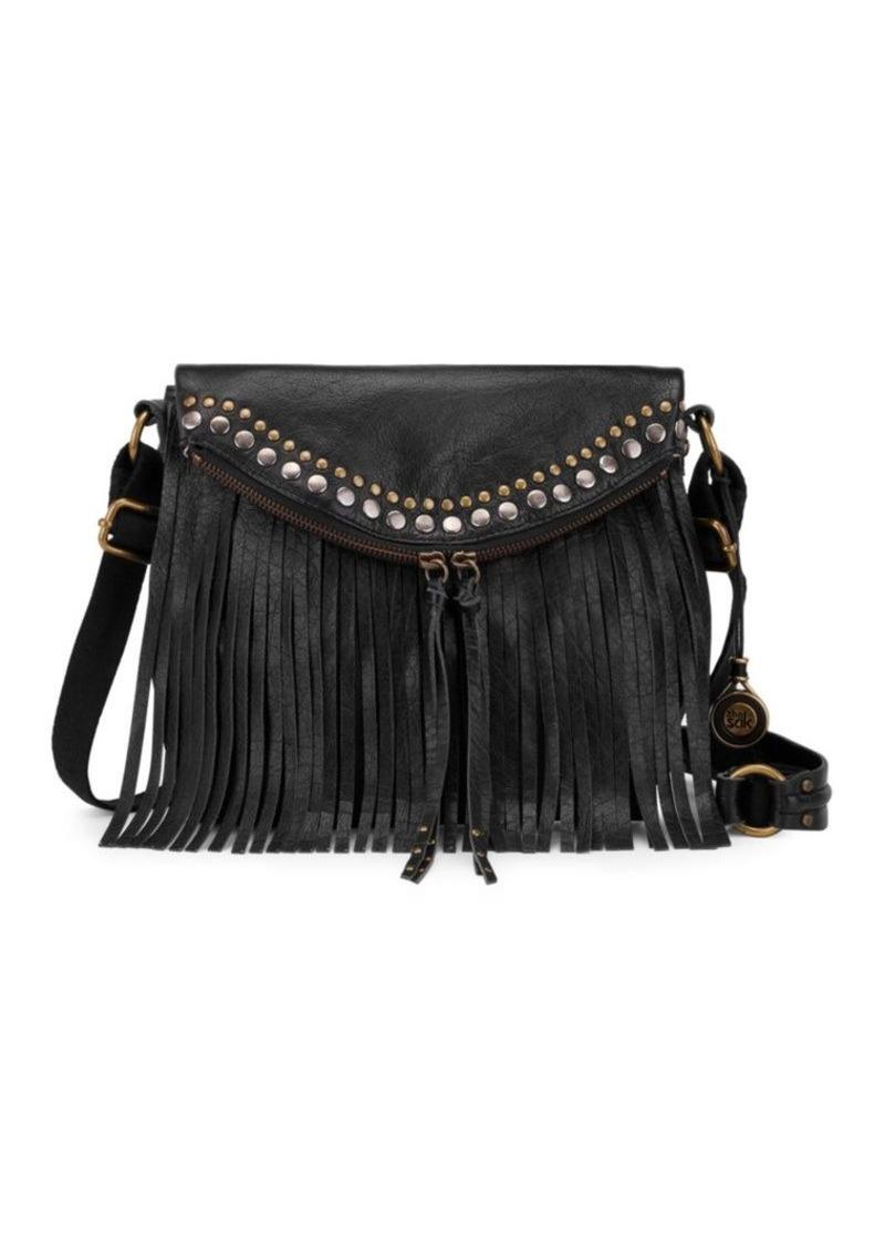 2deb2d9ec40e Silverlake Leather Crossbody Bag