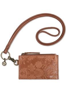 The Sak Silverlake Leather Id Lanyard, Created for Macys