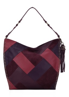 The Sak Silverlake Patchwork Hobo, Created for Macy's