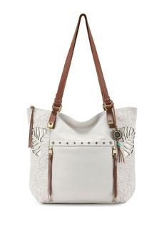 The Sak Textured Leather Handbag
