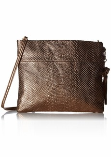 The Sak The Collective Tomboy Convertible Clutch-Exotic Copper