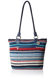 The Sak The Lauren Shopper Shoulder Bag marina stripe