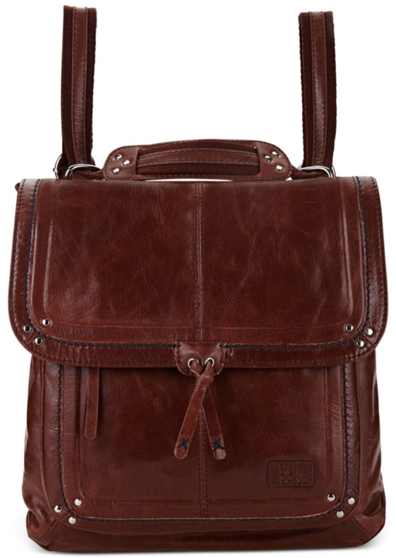 The Sak Ventura Small Leather Backpack