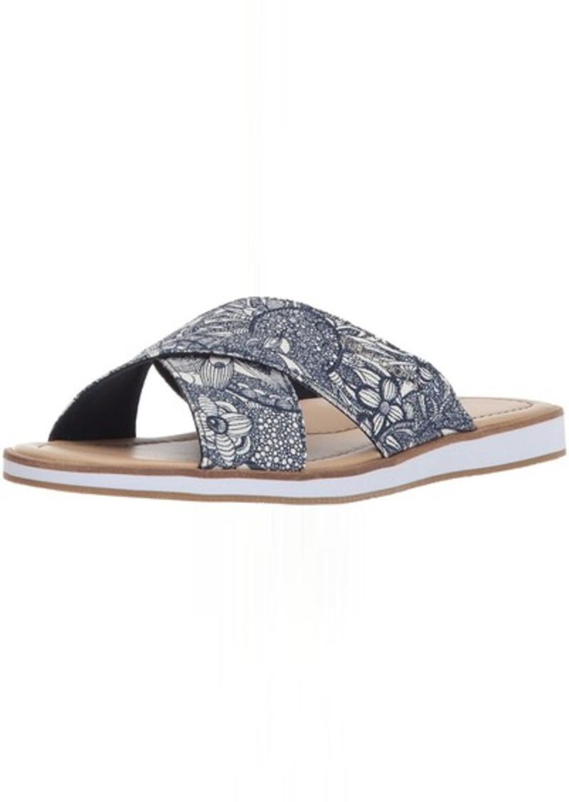 The Sak Women's Calypso Slide Sandal   M US