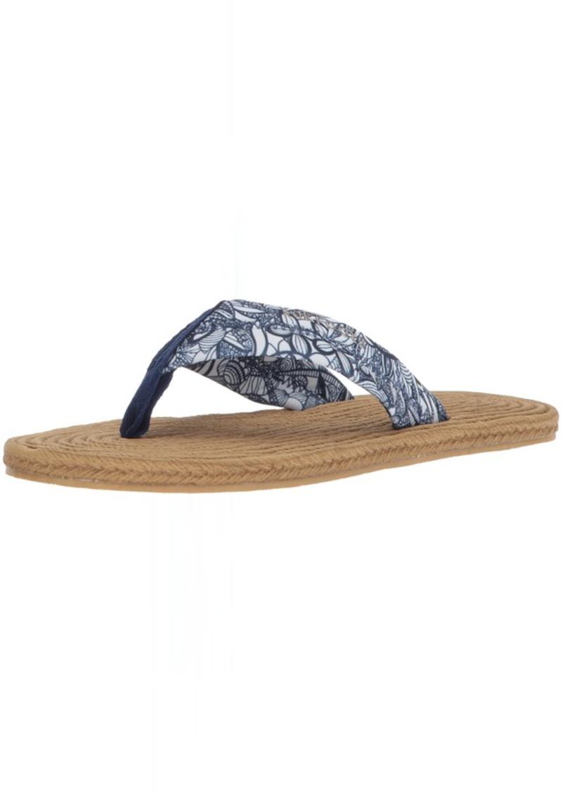 The Sak Women's Elba Flip-Flop   M US