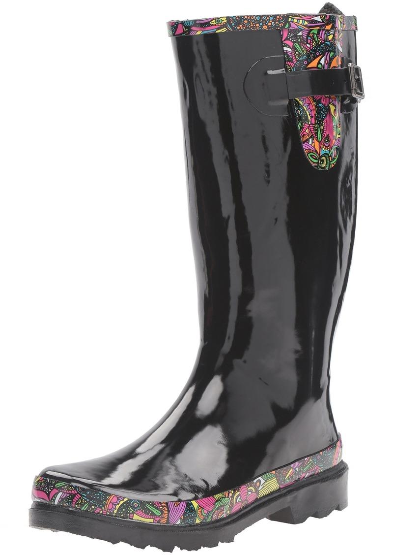 The Sak Women's Rhythm Rain Shoe   M US
