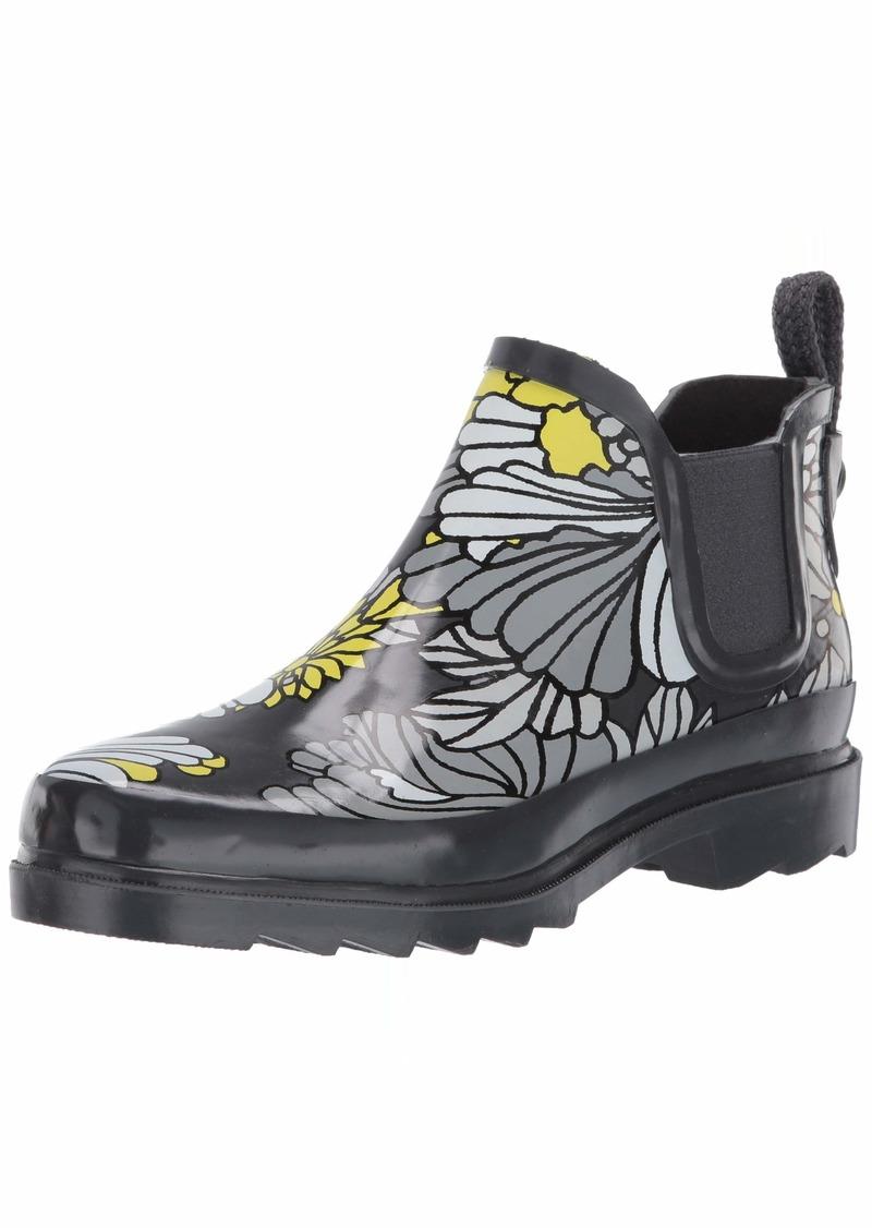 The Sak Women's Sakroots Rhyme Ankle Rainboot Rain Boot   Medium US