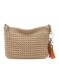 The Sak Woven Crossbody Bag