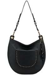 The Sak Zinnia Leather Hobo