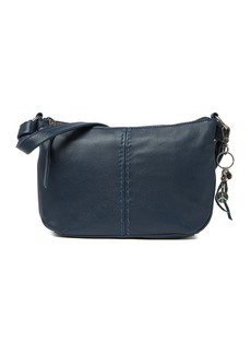The Sak Topstitched Hobo Shoulder Bag