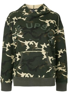 The Upside camouflage hoodie