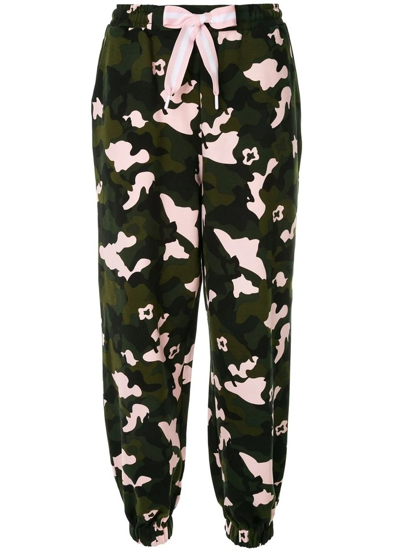 The Upside camouflage print joggers