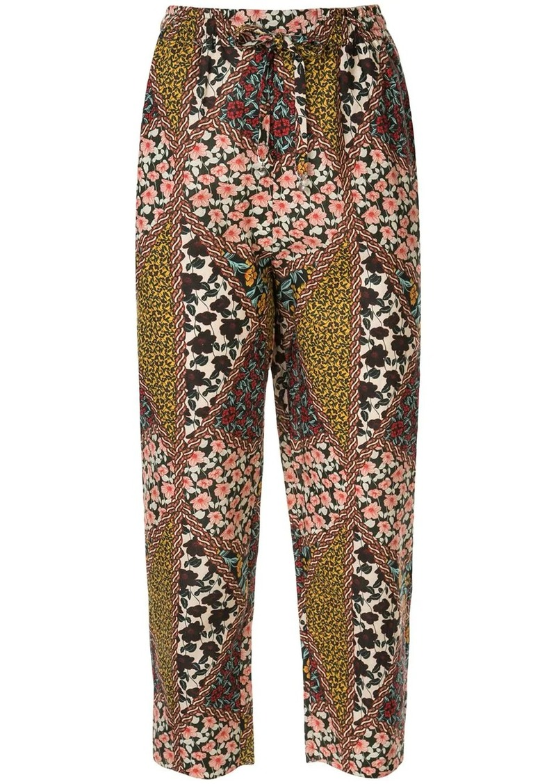 The Upside Kee cropped trousers