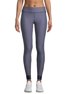 The Upside Kravat Printed Yoga Pants