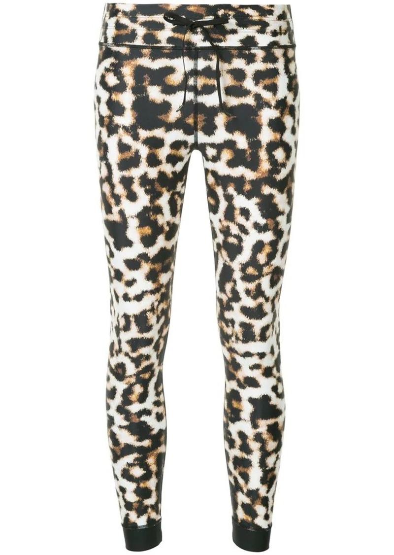 40c81a37ba55b The Upside leopard print leggings   Casual Pants