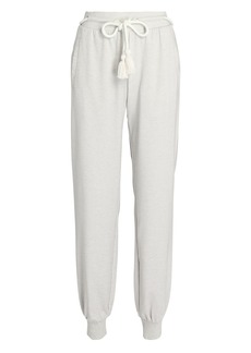 The Upside Marion Cotton Joggers