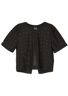 The Upside perforated T-shirt