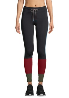 The Upside Saratoga Paneled Drawstring Yoga Pants