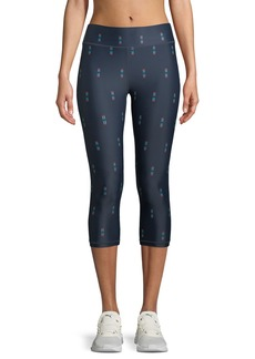 The Upside Feather NYC 3/4 Printed Leggings