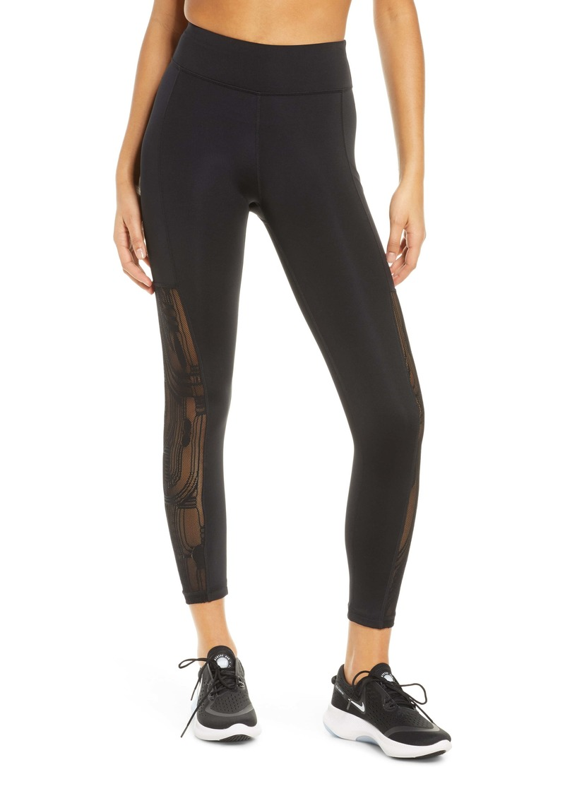 The Upside Foxy Midi Yoga Pants