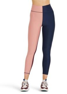 The Upside Harlequin Dance Colorblock Leggings