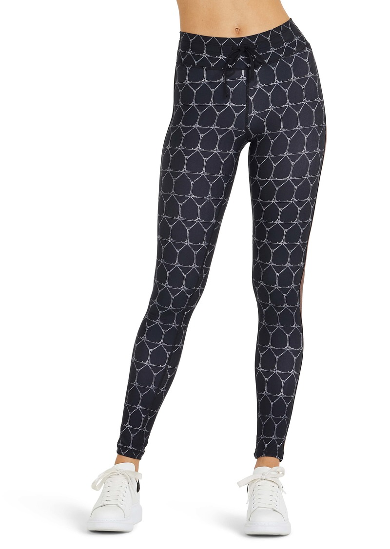 The Upside Martini Tie Waist Yoga Pants