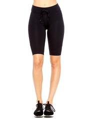 The Upside Matte Spin Biker Shorts