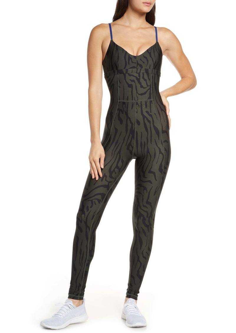 The Upside Midnight Tiger Catsuit