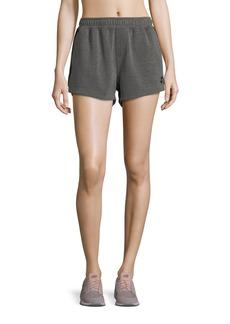 The Upside Paneled Run Double-Fleece Shorts