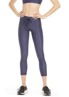 The Upside Polka Dot Midi Yoga Pants