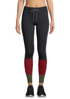 The Upside Saratoga Paneled Drawstring Yoga Pants