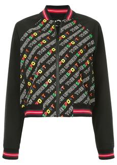 The Upside Sport bomber jacket - Black