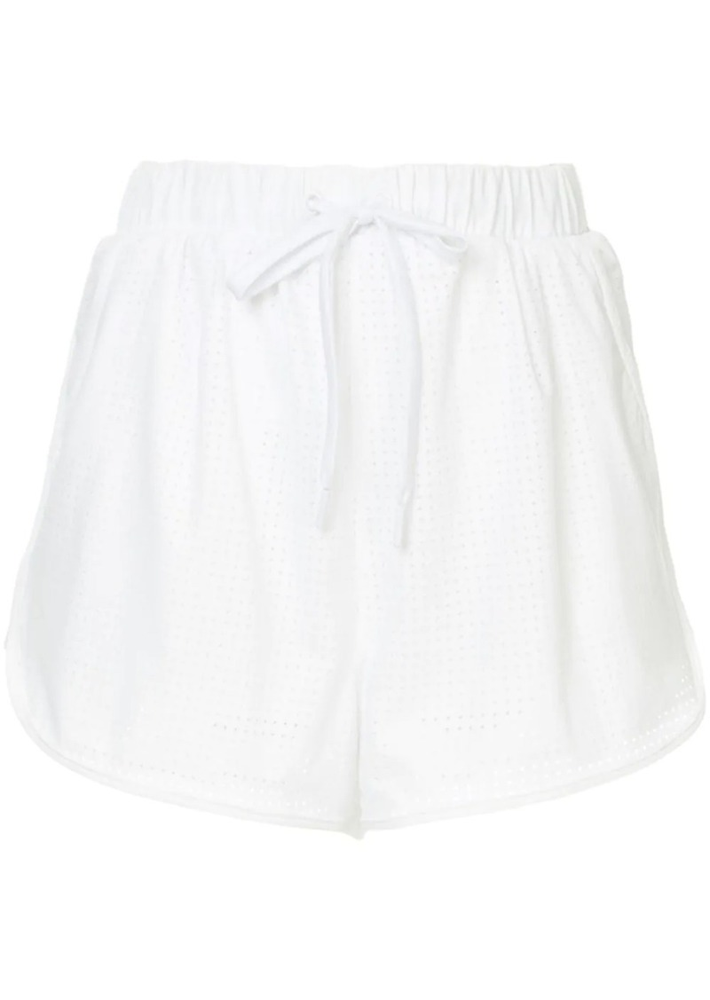 The Upside track shorts